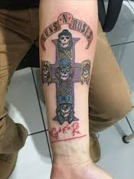 ac dc ac dc dc tattoo and tattoo hand