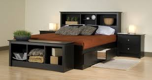 bedroom sets full size decorative black blue typical patterned