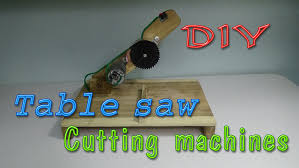 how make a table saw how to make table saw cutting machine tool cut off saw 2 in 1