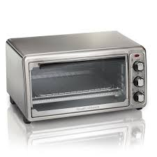 Toaster Oven Dimensions Hamilton Beach 6 Slice Toaster Oven U0026 Reviews Wayfair