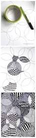 totally easy zentangle u2022 craftwhack