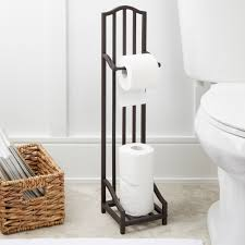 bathroom remarkable oil rubbed bronze toilet paper holder for