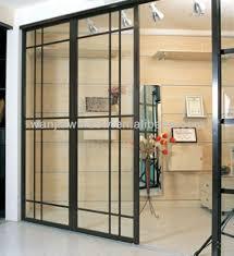 entrance glass door office pvc sliding glass door grill design entrance door designs
