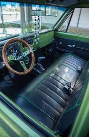chevy vega interior 1972 chevrolet c10 the c10 jester