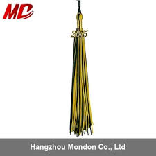 gold tassel graduation wholesale color green gold tassel with 2015 year charm for