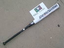 demarini steel softball bat for sale trade demarini white steel 26 27 6 oz og slowpitch