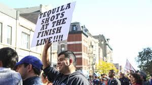 Chicago Marathon Map Photos Of The Best Signs At The Chicago Marathon 2015
