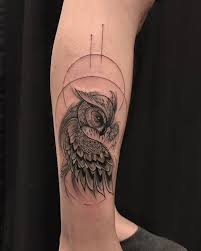 tribal owl tattoo 50 of the most beautiful owl tattoo designs and their meaning for