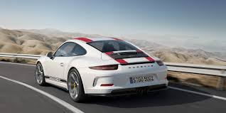 porsche sports car porsche 911r revealed business insider
