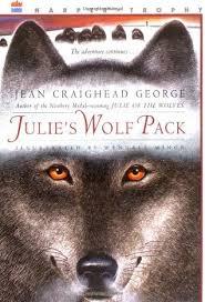 julie s wolf pack by jean craighead george