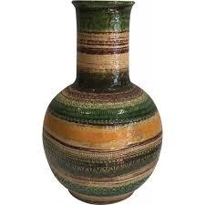 Italian Vase Italian Vintage Vase By Cer Paoli 1950s Design Market