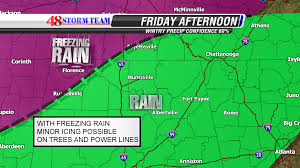 Tennessee Weather Map by Winter Storm Developing Just To Our West Waff Weather