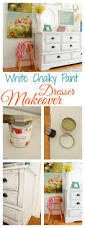 Bedroom Furniture Painted With Chalk Paint Best 20 White Painted Dressers Ideas On Pinterest Chalk Paint