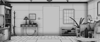 3d room home design