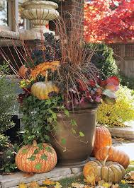 20 blow minding fall container backyard ideas the art in life