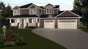 car garage house plans by edesignsplansca 4 bonus room roof