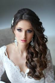 wedding hairstyles for medium hair in special evening party