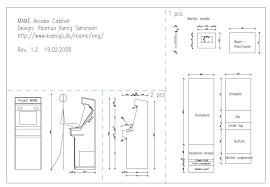 mame arcade cabinet kit i built an arcade cabinet