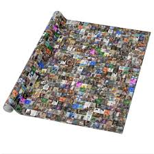 meme wrapping paper meme wrapping paper color wrapping paper zazzle