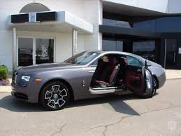 2017 rolls royce wraith in troy mi united states for sale on