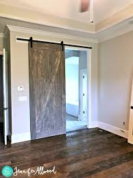 Barn Door Headboard For Sale by How To Stain Barn Doors To Look Like Authentic Barn Wood