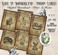 Free Printable Halloween Potion Labels by Halloween Potion Labels Apothecary Labels For Jars Bottles Tags