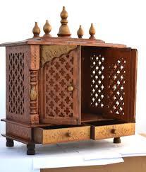 stunning pooja mandir designs for home contemporary interior