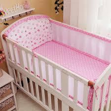 37 79 buy here 6 pcs set baby bedding set bed around cartoon