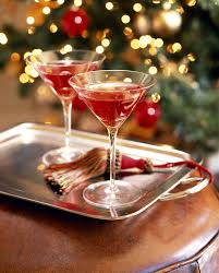martini snowball holiday cocktail recipes best holiday cocktails from hotels