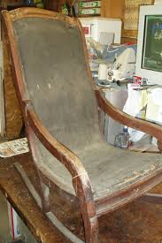 Early American Rocking Chair Restoration Gallery Page 4