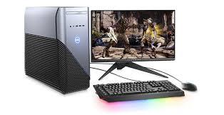 ordinateur de bureau jeux ordinateur de bureau pour le jeu inspiron 5680 prenant en charge la
