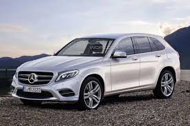 mercedes c class suv mercedes glc inspired by the c class rendering