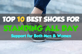 Most Comfortable Womens Shoe Best Shoes For Standing All Day In 2017 Most Comfortable Work Shoes