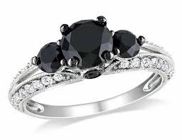 Wedding Ring Wraps by Wedding Rings Black Diamond Wedding Ring Wraps The Elegant Black