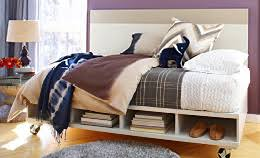 How To Build A Platform Bed With Storage Underneath by How To Make A Diy Platform Bed