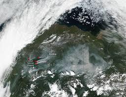 Alaska Wildfire Climate Change by Alatna Wildfire Complex In Alaska Nasa