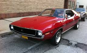 V8 Muscle Cars - amc javelin wikipedia