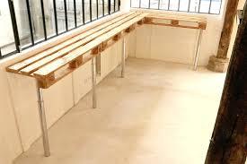 fabriquer une table haute de cuisine fabriquer une table bar de cuisine fabriquer une table haute photo