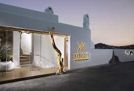 kensho boutique hotel and suites in ornos of mykonos