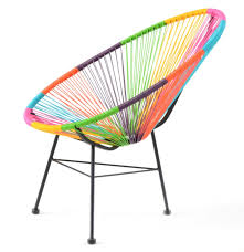 Acapulco Rocking Chair Acapulco Chair By Polivaz Ebth