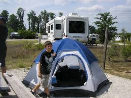 Florida State Parks Camping Map by The