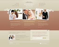 wedding web wedding website templates