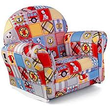 Patchwork Armchair For Sale Amazon Com Keet Roundy Rocking Kid U0027s Chair Gingham Pink Baby