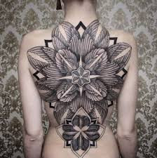 31 breathtaking full back tattoo designs tattooblend