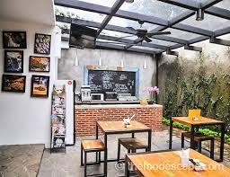 livingroom cafe living room cafe kemang jakarta food escape food