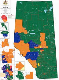 2016 Election Prediction Map by The Earliad Alberta Election Prediction 2 Of 3