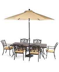 Macys Patio Dining Sets Kingsley Outdoor Dining Collection Created For Macy U0027s Furniture