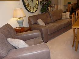 Bargain Leather Sofa by Autumn Furniture Sale Now On John Young Furnishings