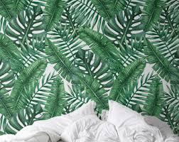 eucalyptus wallpaper removable wallpaper self adhesive