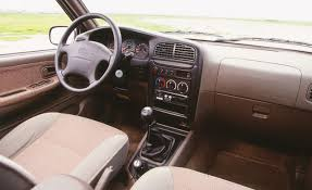 name that shifter no 23 1998 kia sportage car and driver blog